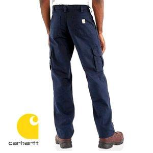Carhartt Men's Flame Resistant Canvas Pants